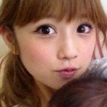 小倉優子 出産!二人目は病院で無事に!子供の画像は?