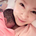 鈴木亜美 旦那の会社は?画像は?出産、第1子男児、誕生!!