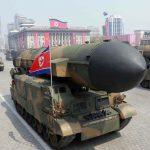 北朝鮮のミサイル発射!新型ミサイルはICBM、大陸間弾道ミサイルか?