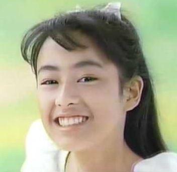 後藤久美子の若い頃